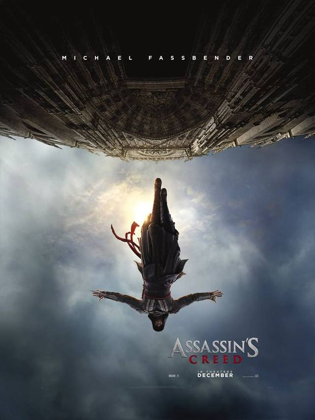 Assassin's Creed Poster USA 01