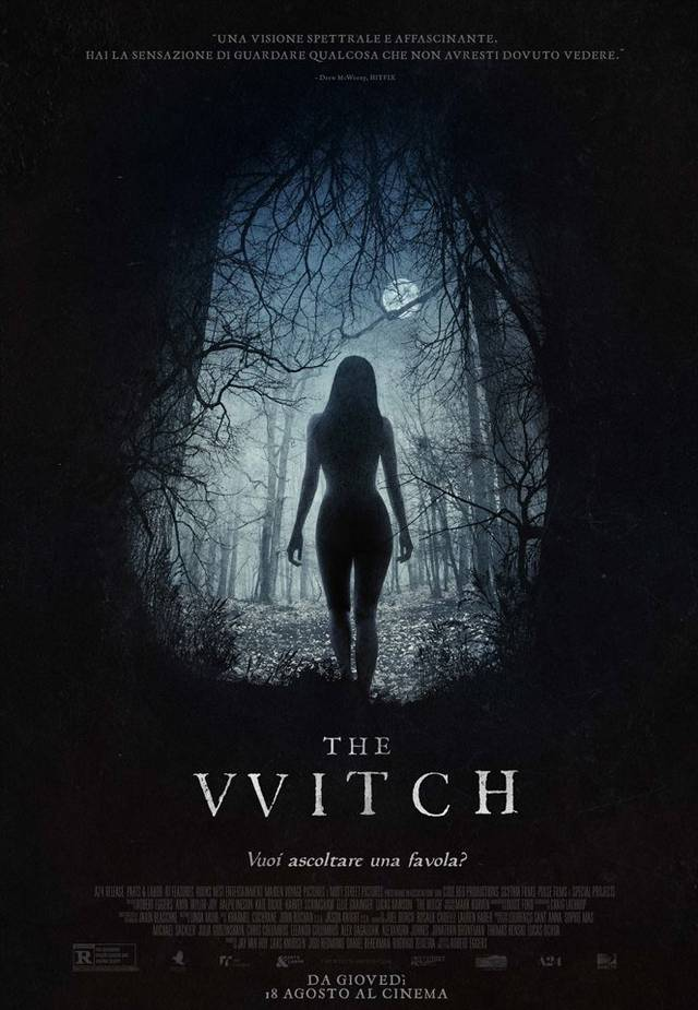 The Witch Poster Italia 01