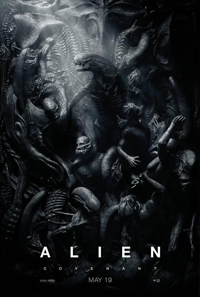 Alien Covenant Teaser Poster USA 01