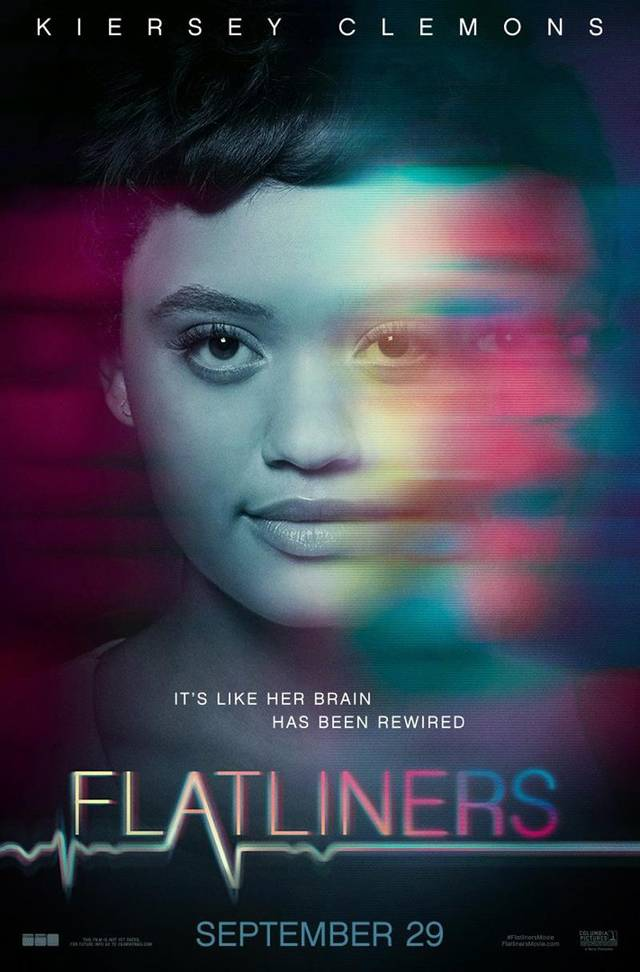 Flatiliners Kiersey Clemens Teaser Character Poster 01